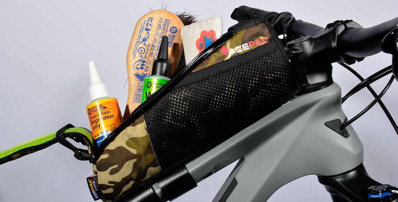 Велосипедные сумки AcePac, сумки на велосипед AcePac, велосумки AcePac