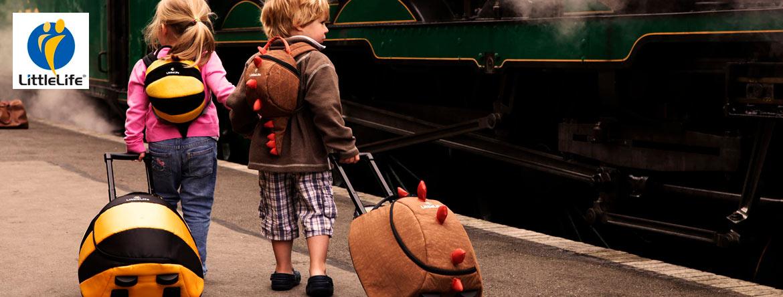 Детские рюкзаки LittleLife