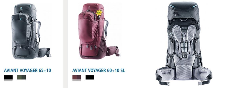 Рюкзак Deuter Aviant