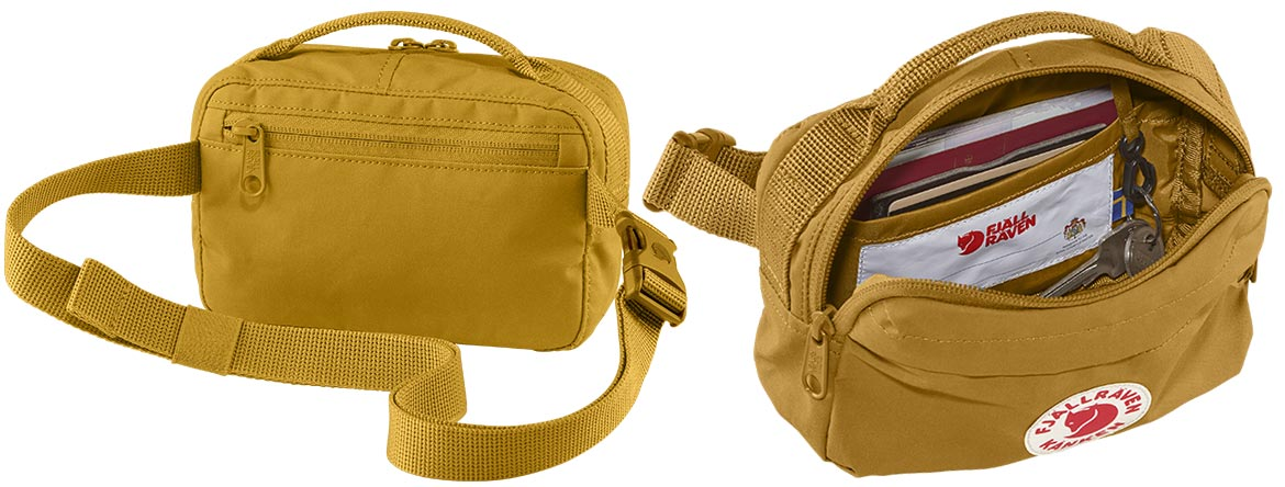 Сумка на пояс Fjallraven Kanken Hip Pack