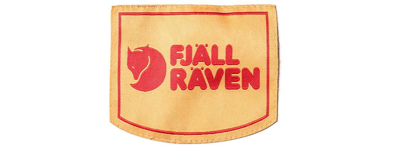 Рюкзаки Fjallraven (Fjällräven) - история логотипа