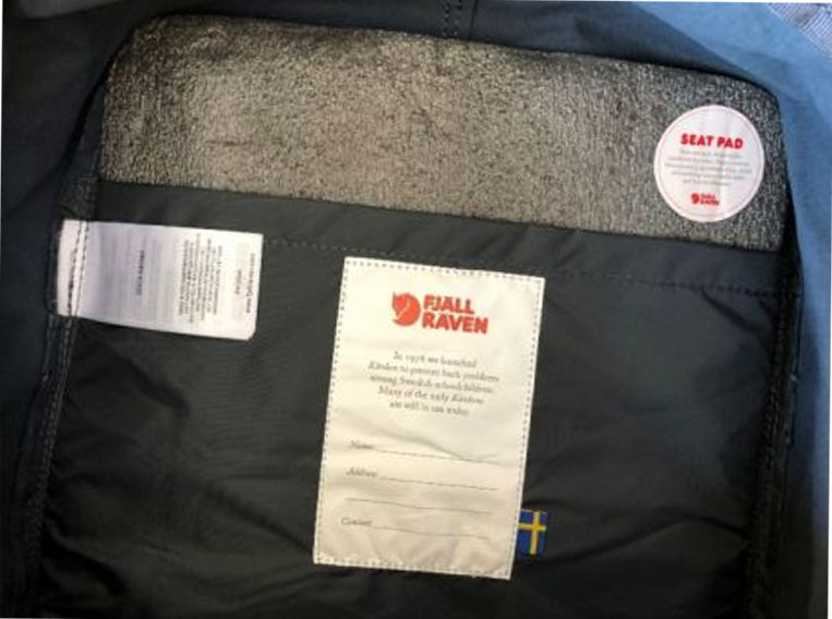 fjallraven kanken original vs fake