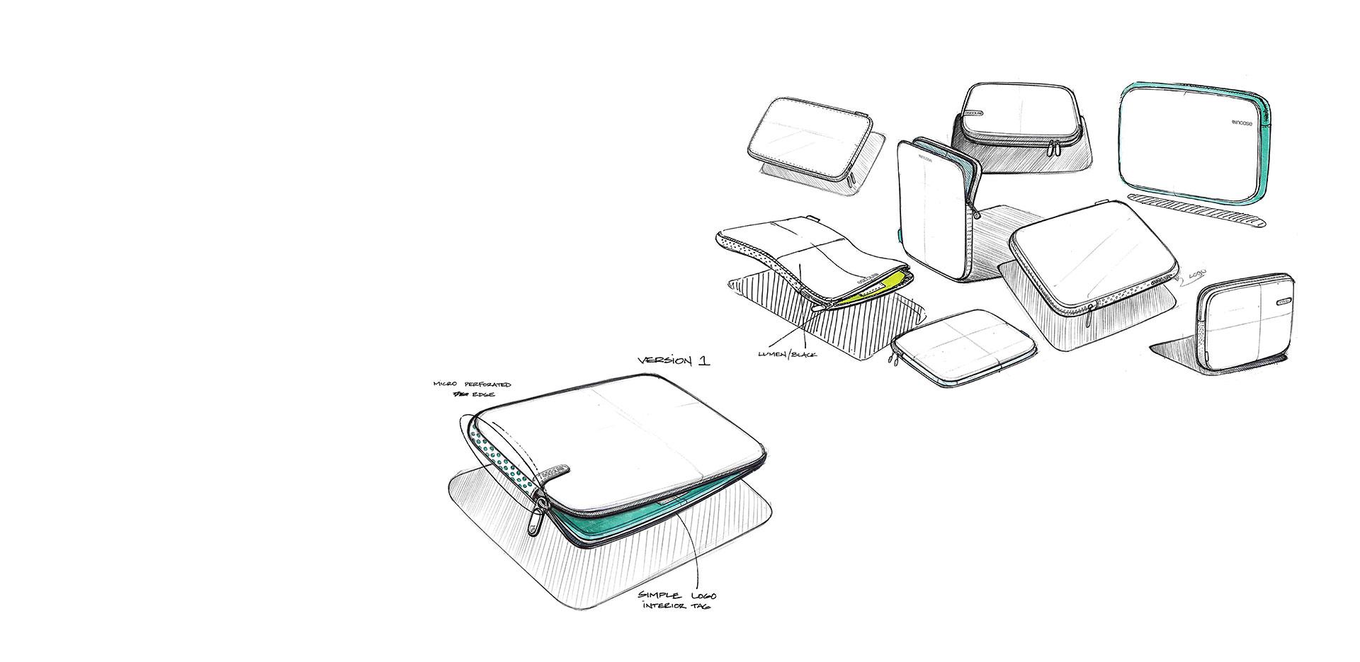 Папка Incase для MacBook