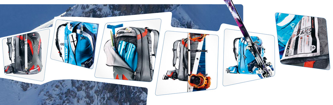 Deuter ABS Avalanche Airbag System