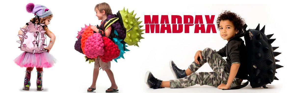 MadPax - колючие рюкзаки