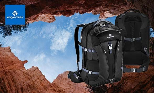 Рюкзак Eagle Creek Global Companion 40L (Black)